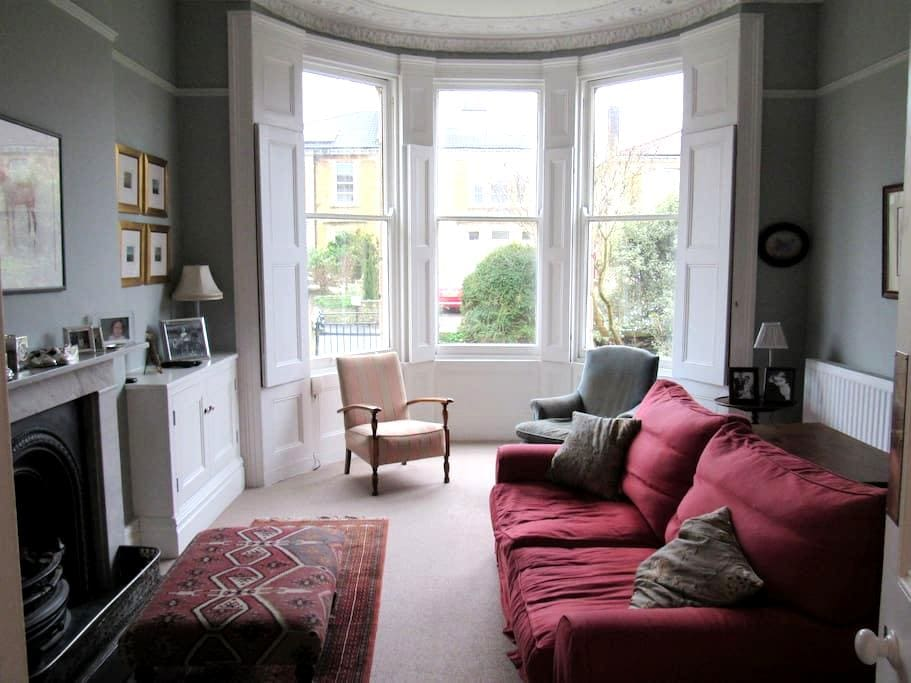Beautiful Victorian family house in Redland - Bristol - Hus