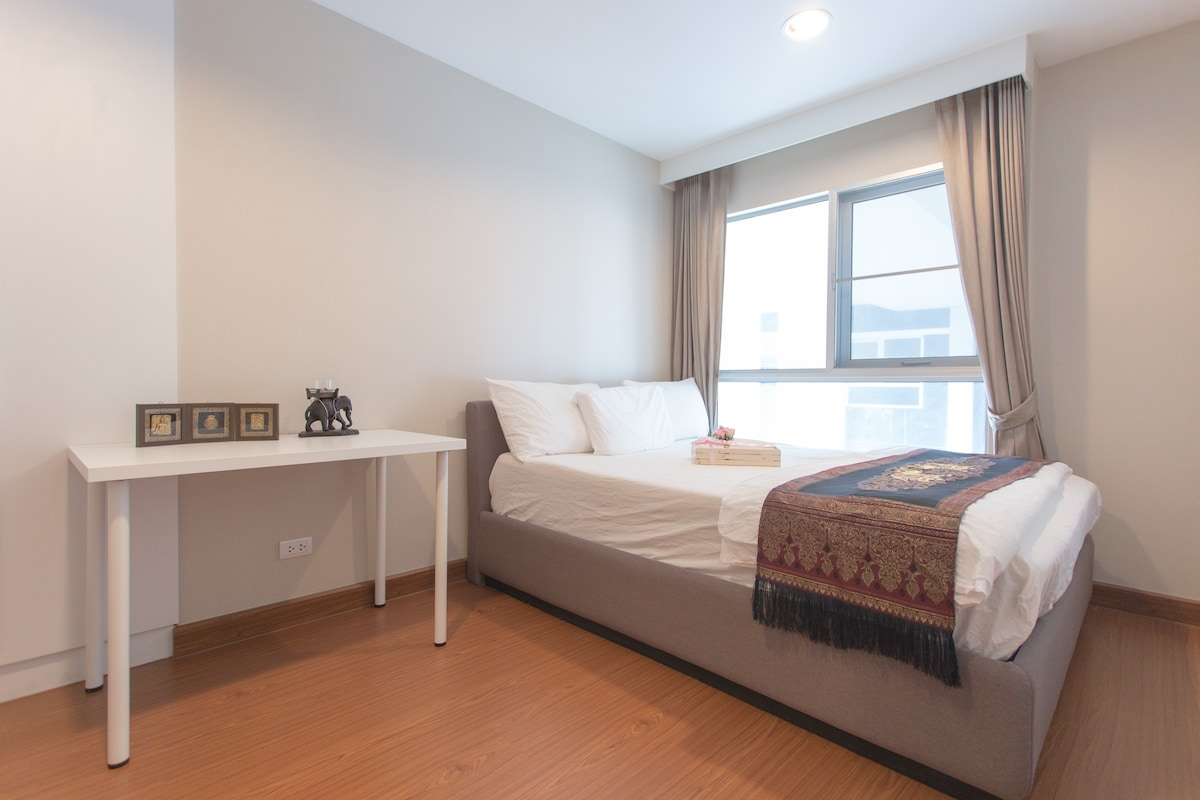 New3 beds &nearly MRT Rama 9 Belle