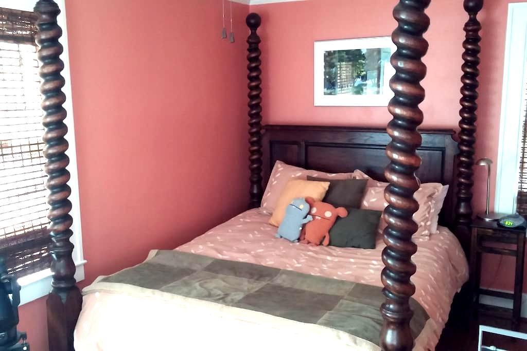"""Private Upstairs """"Tree"""" Bedroom - Royal Oak"""