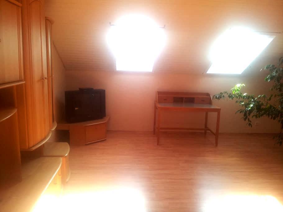 Ferien- / Monteur-/Zimmervermietung - Holzmaden - Apartemen