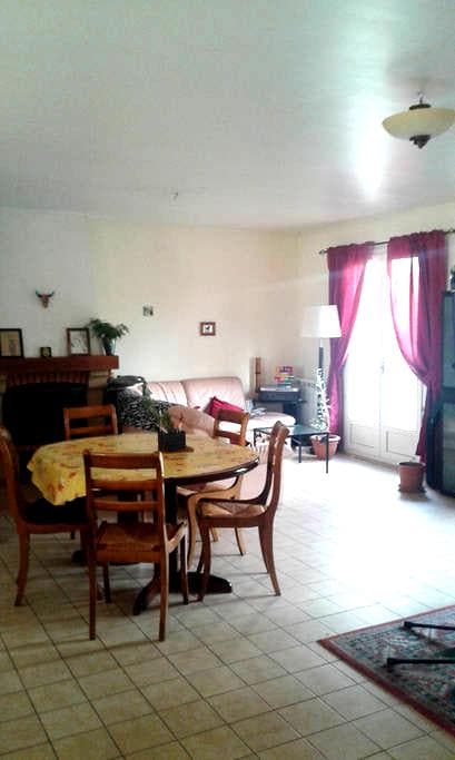 Maison agréable et accueillante - Sainte-Luce-sur-Loire