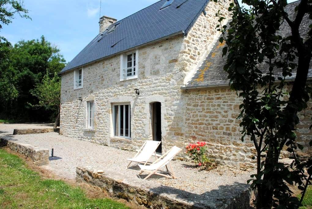 Le Verger - Hameau de Montessy - Picauville - House