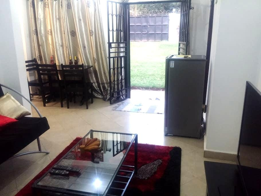 Fun and Party 2BR Home in Mengo near City Centre - Kampala - Ev