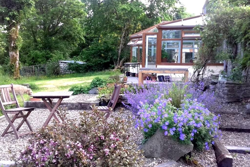 Bushyvale house, wake up to bird song and sunrise - Lahinch - Huis