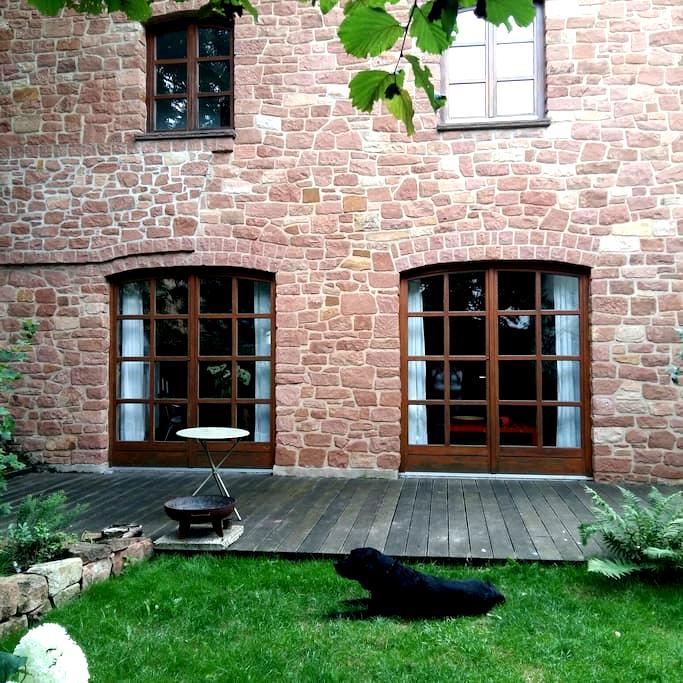 Idyllische umgebaute Scheune - Nidderau - Bed & Breakfast