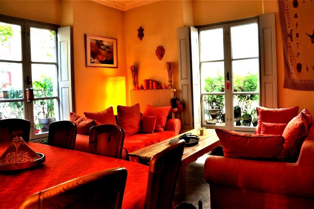 Chambre de caractère au cœur de ville - Nîmes - Apartamento