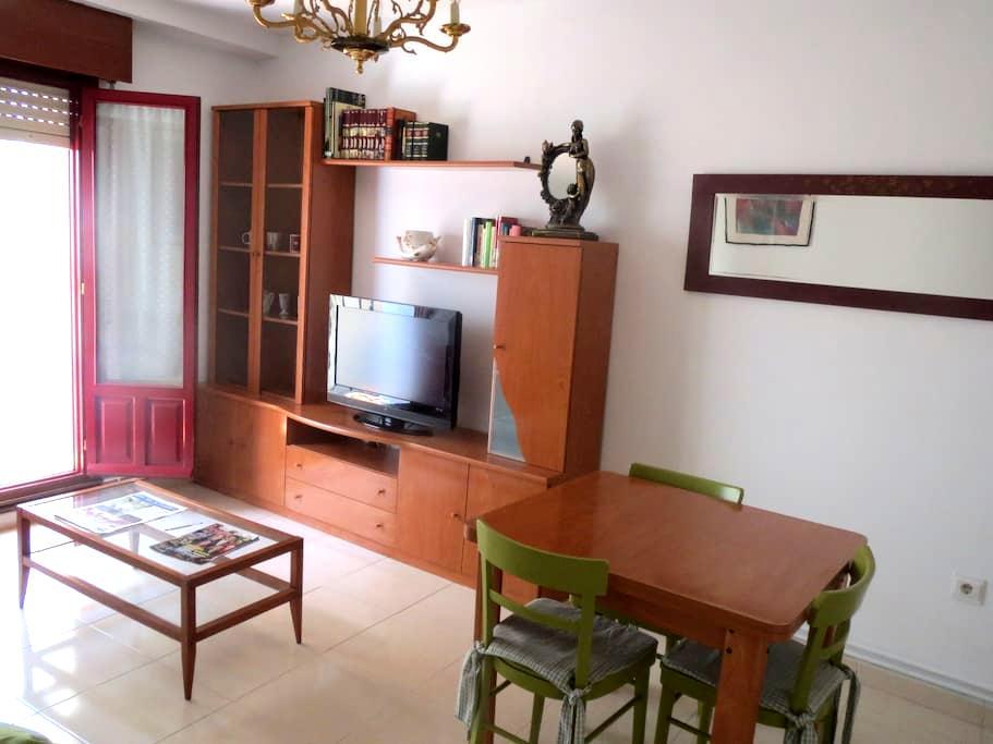 APARTAMENTO 1 COMPLETO EN BALBORRAZ - Zamora - Apartemen