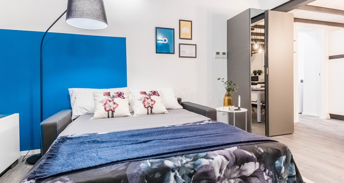 Hintown Castaldi Central Lofts Milano - Loft 3 - Lofts zur ...