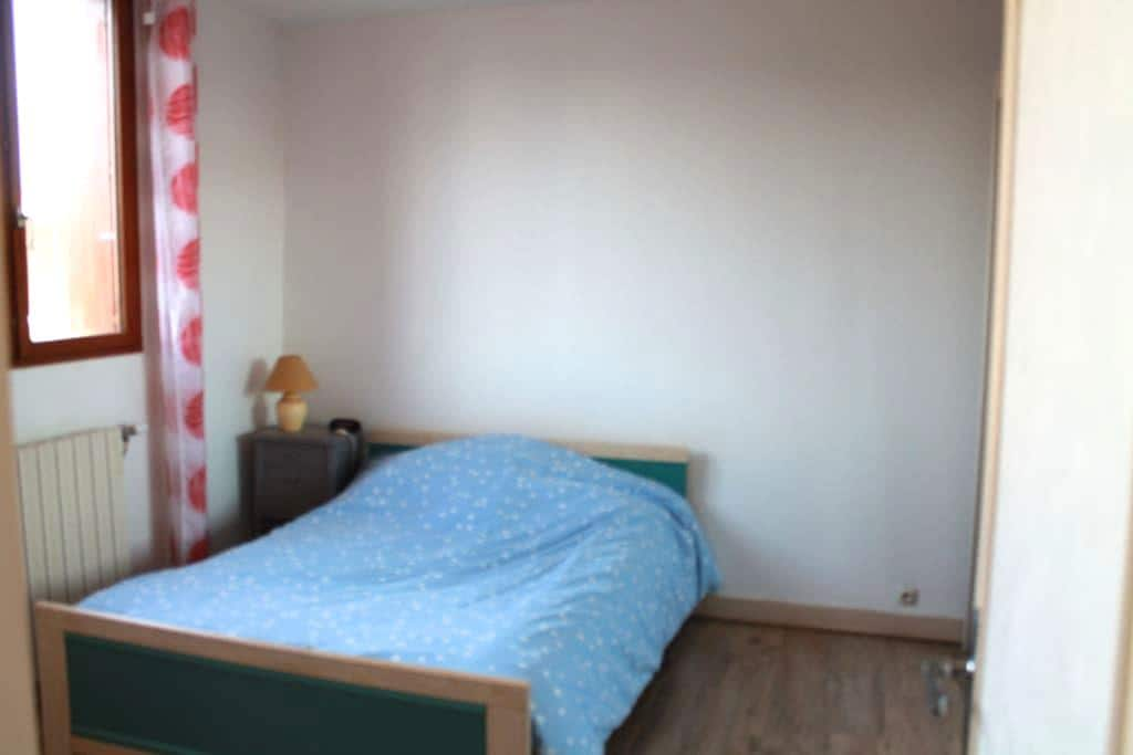 Chambre - Fontenay-Trésigny - Apartment