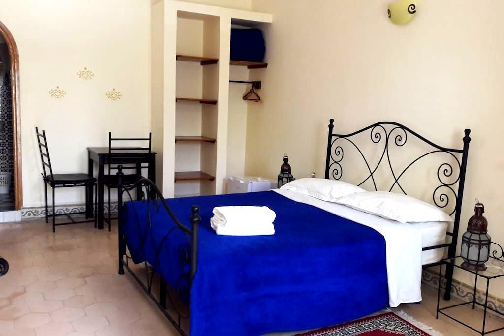 Auberge du Marabout chambre double - Essaouira