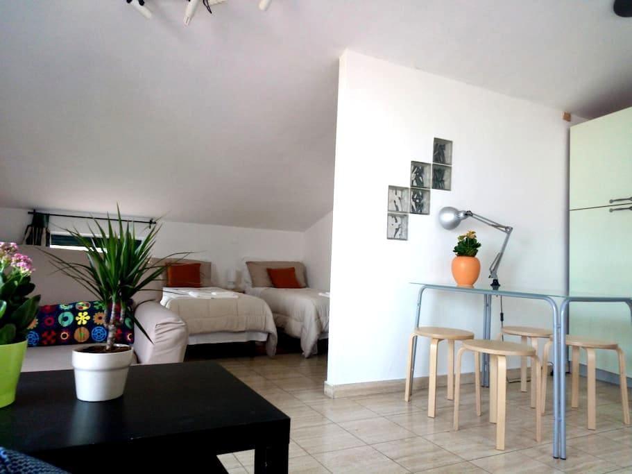 Appartamentino Pescara centro - Pescara - Lejlighed