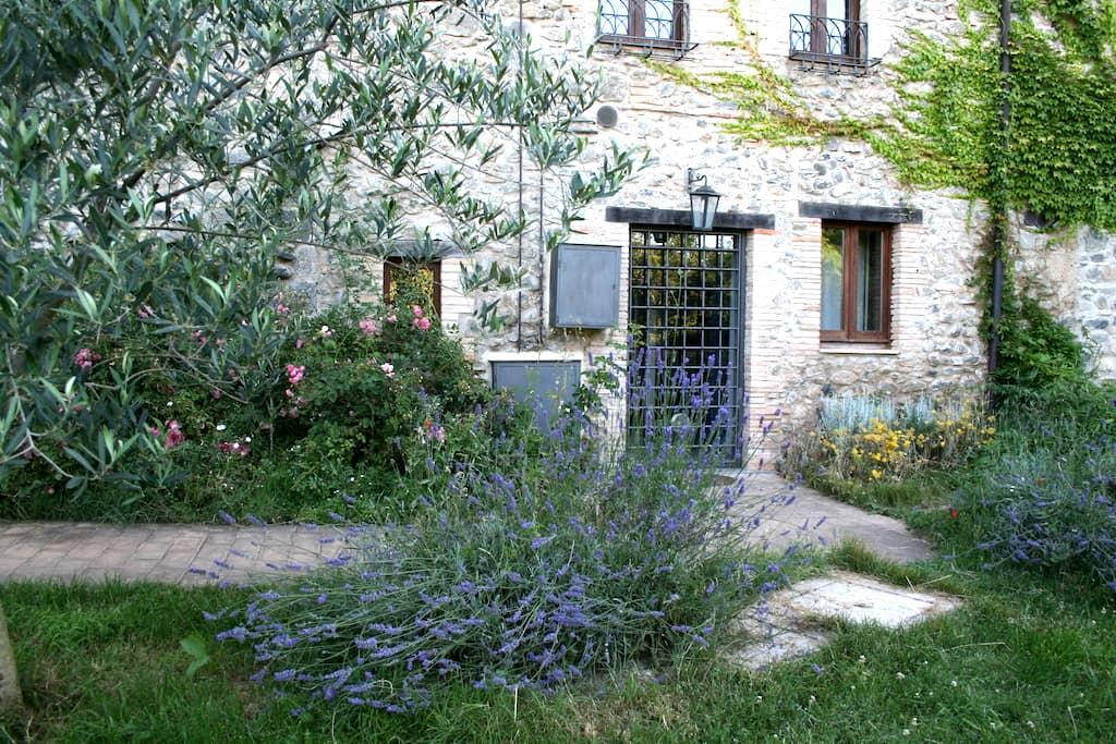 CASALE VIGNOLO LA TORRE tra i fiori - Orvieto - Casa