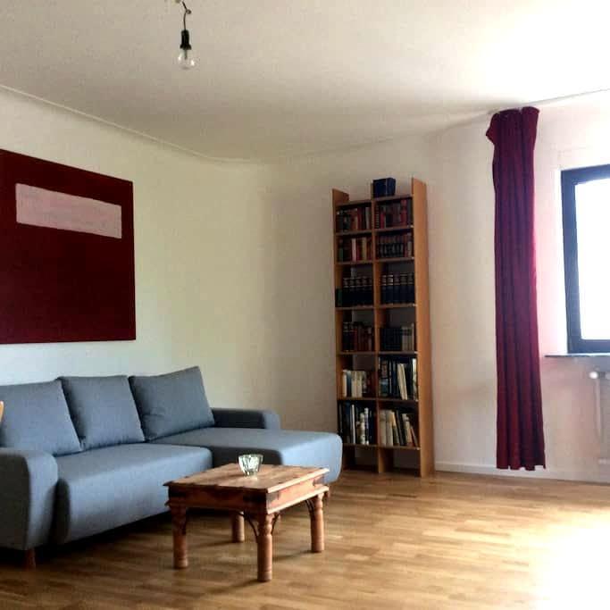 Schöne Wohnung für 2 - 4 Personen (max. 5 Pers.) - Saarbrücken - Appartement