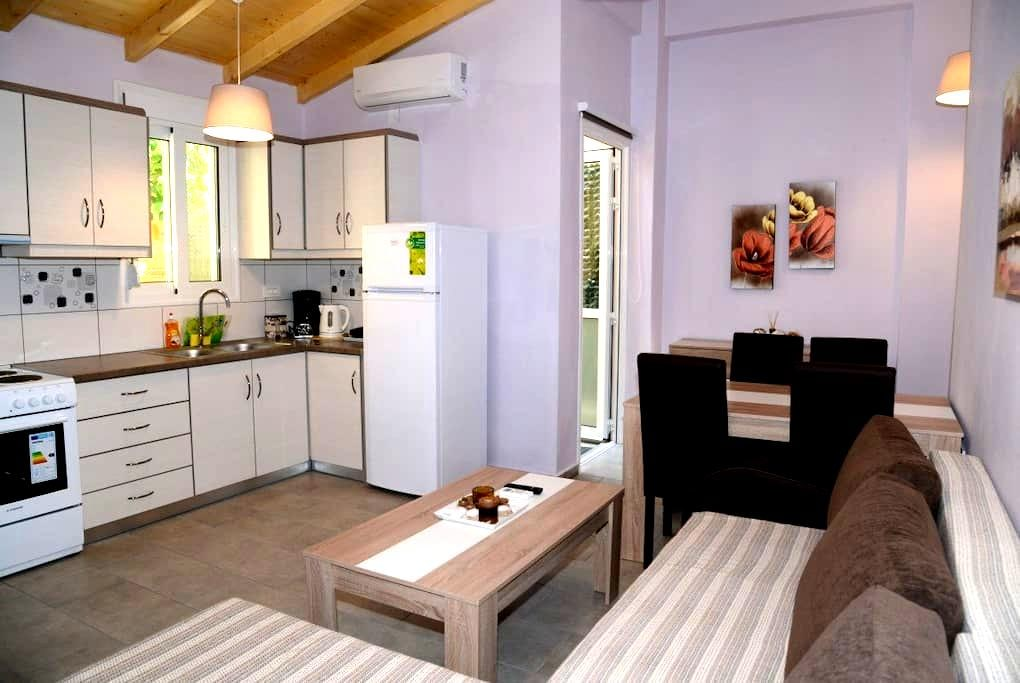 NEW apartment Nafplio, at foot of Palamidi 1 - Nafplio - Appartement