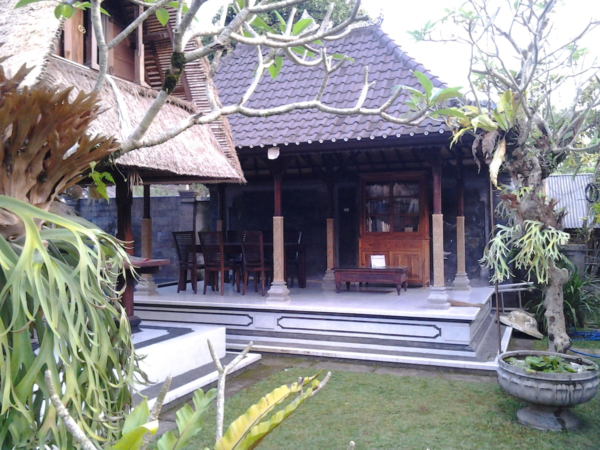 Roemah Tinggal, easy acces to Ubud