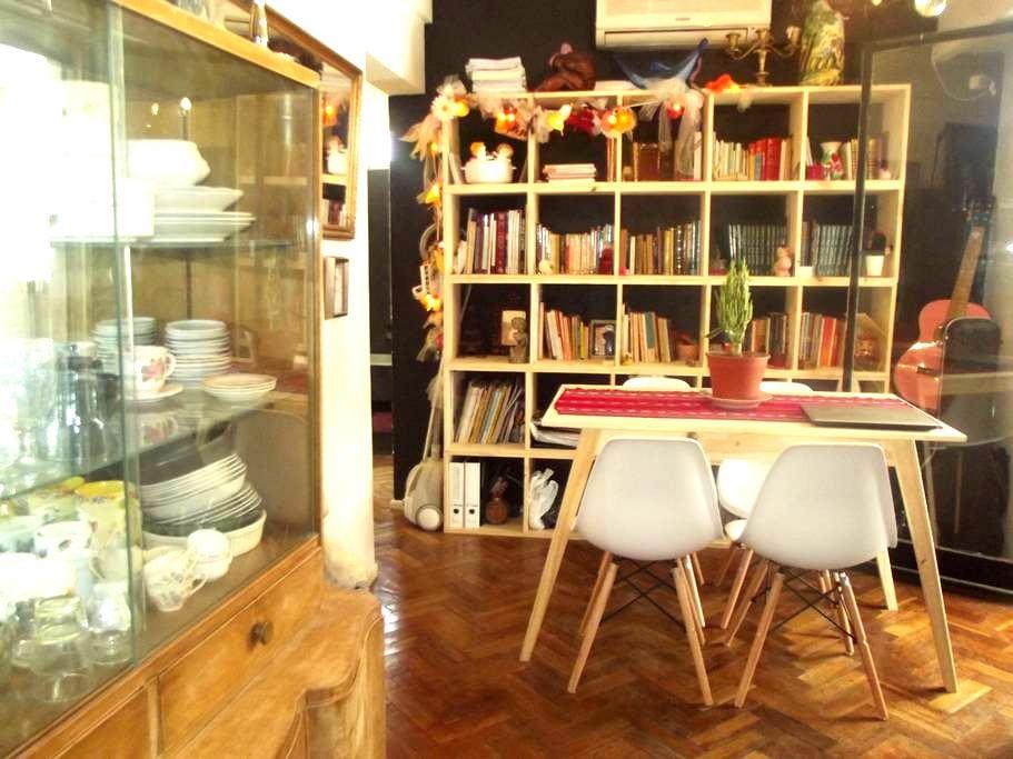Buenos Aires! Beautiful apartment! - บัวโนสไอเรส - อพาร์ทเมนท์
