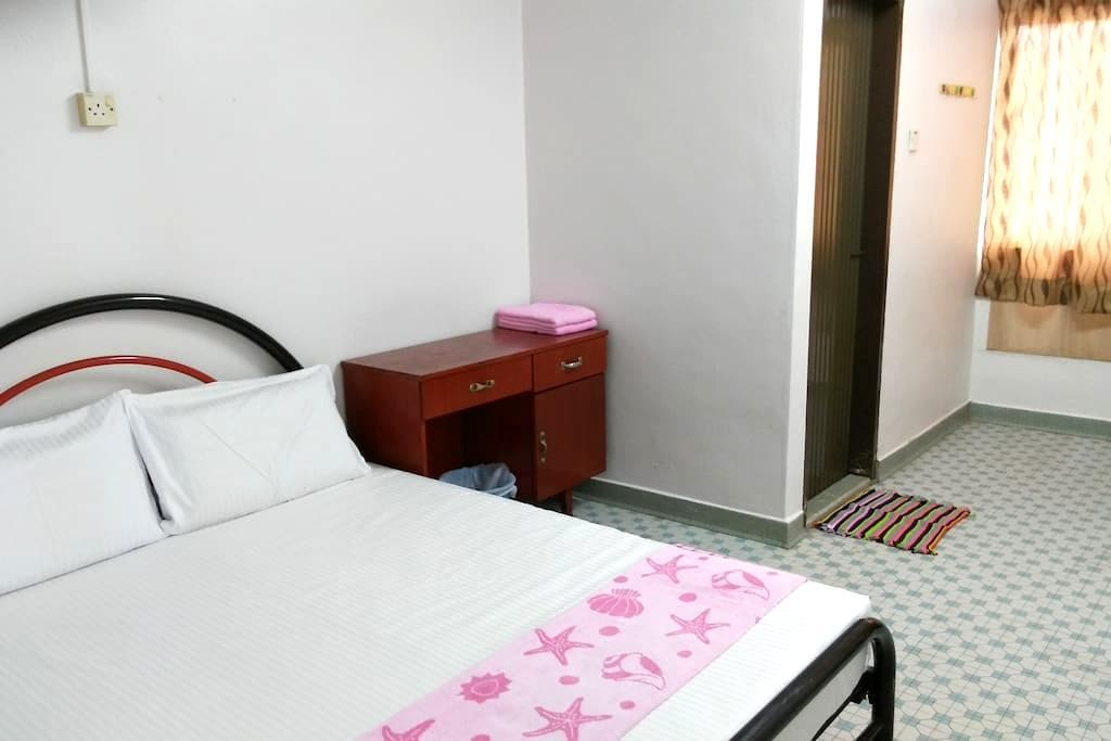 Xing An Hostel Standard Room - Muar - Hostel