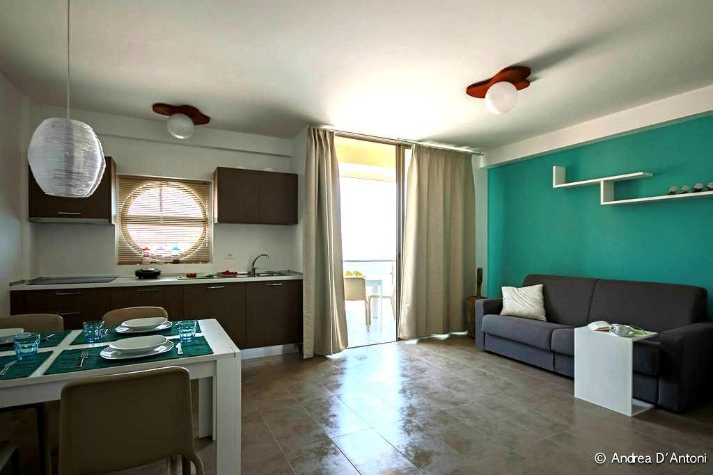 A DUE PASSI DALL'OCEANO - Lazareto - 公寓