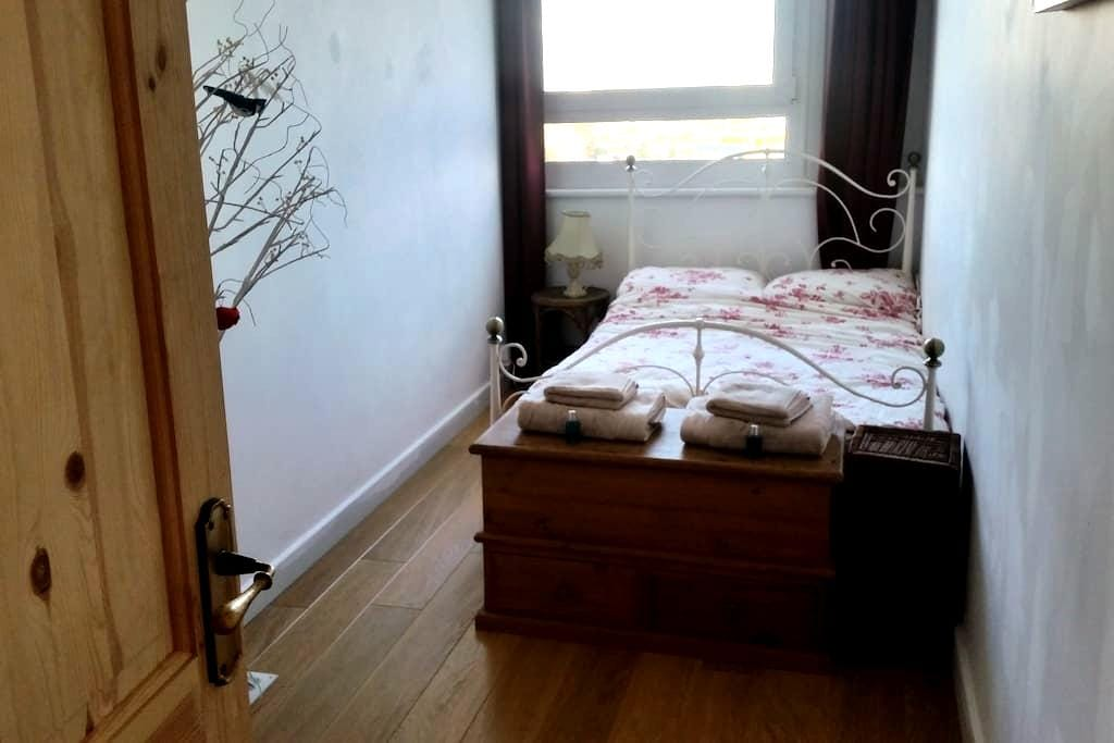 Double Room in beautiful apartment with views - London - Apartment
