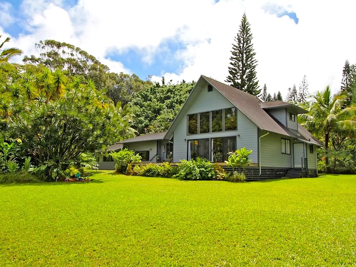 Gorgeous Tropical home on Maui!!!