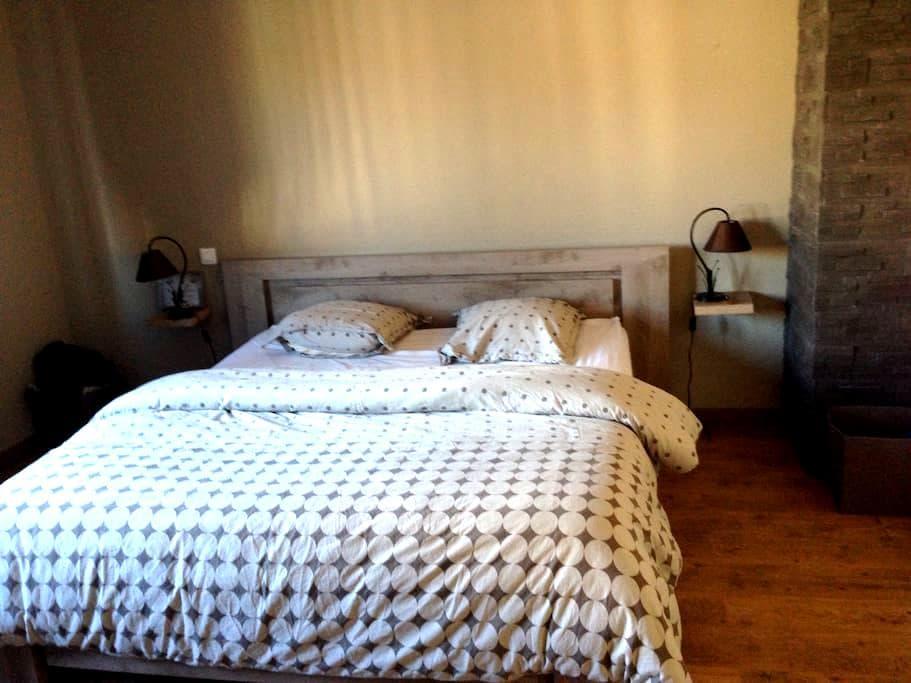 Chambre agréable et confortable - Brouderdorff