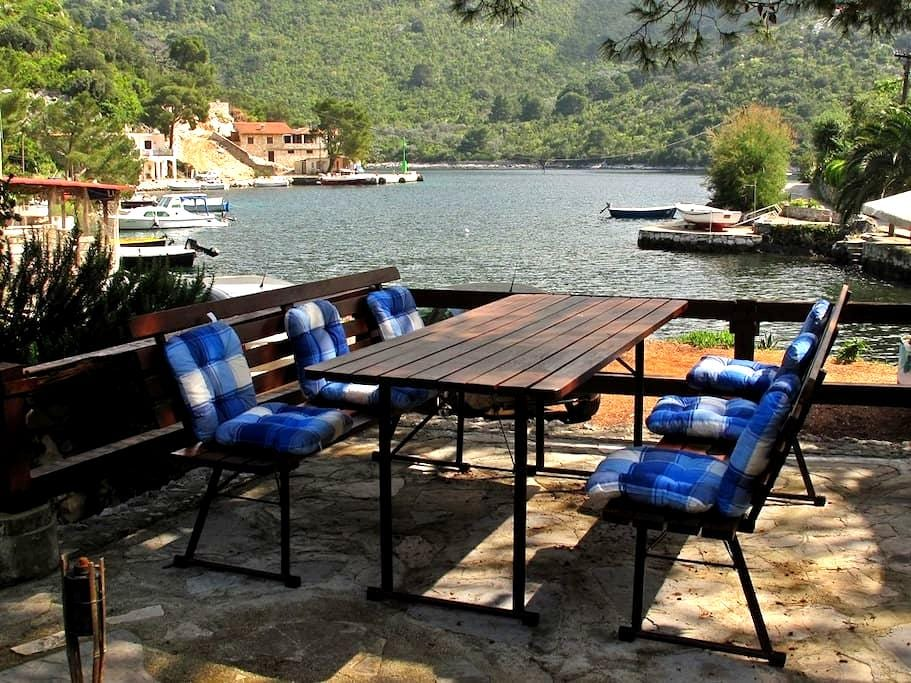 Quiet Apartment on Adriatic  Irena - Okuklje - อพาร์ทเมนท์