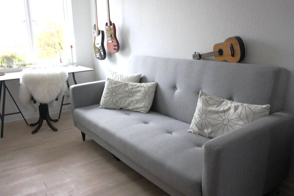 Bright cozy room on great location! - Aarhus - Apartment