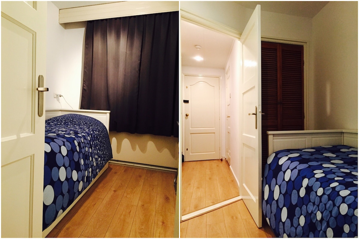Cozy room in a duplex apartment AMS