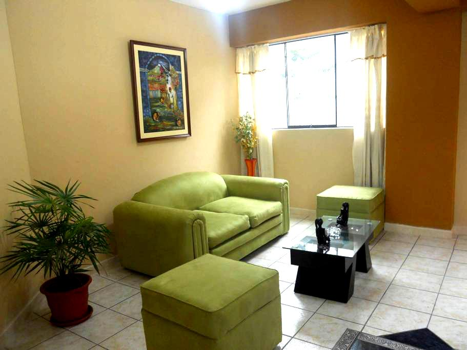 Friendly apartment in Tara House - Lima - Byt