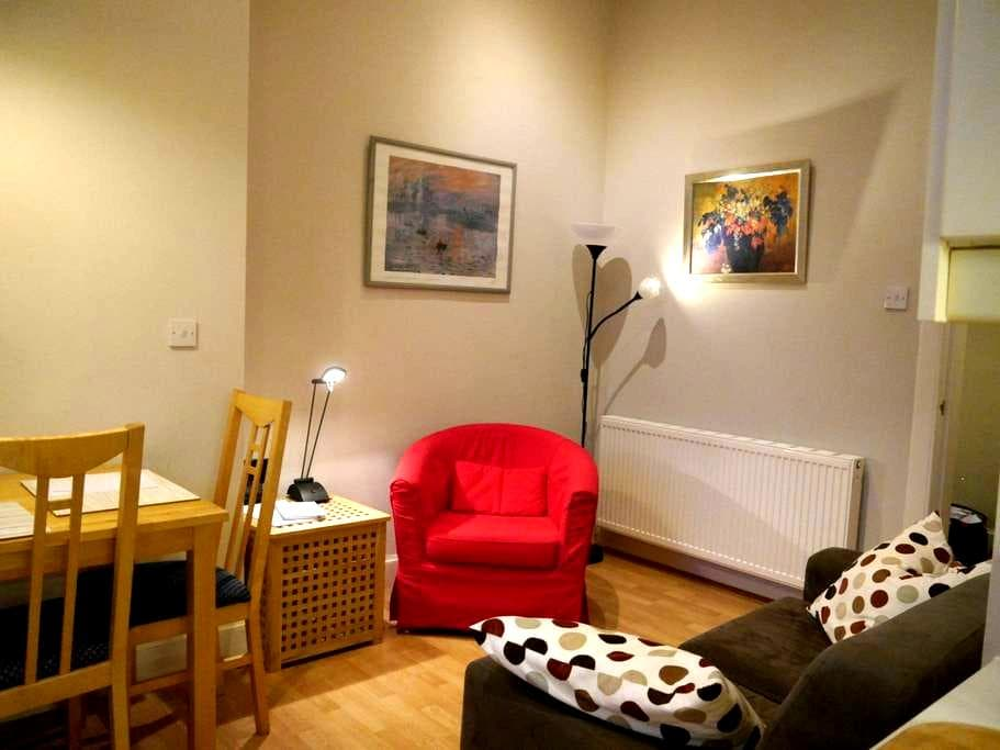Quiet, comfy flat with great wifi - Helensburgh - Lägenhet