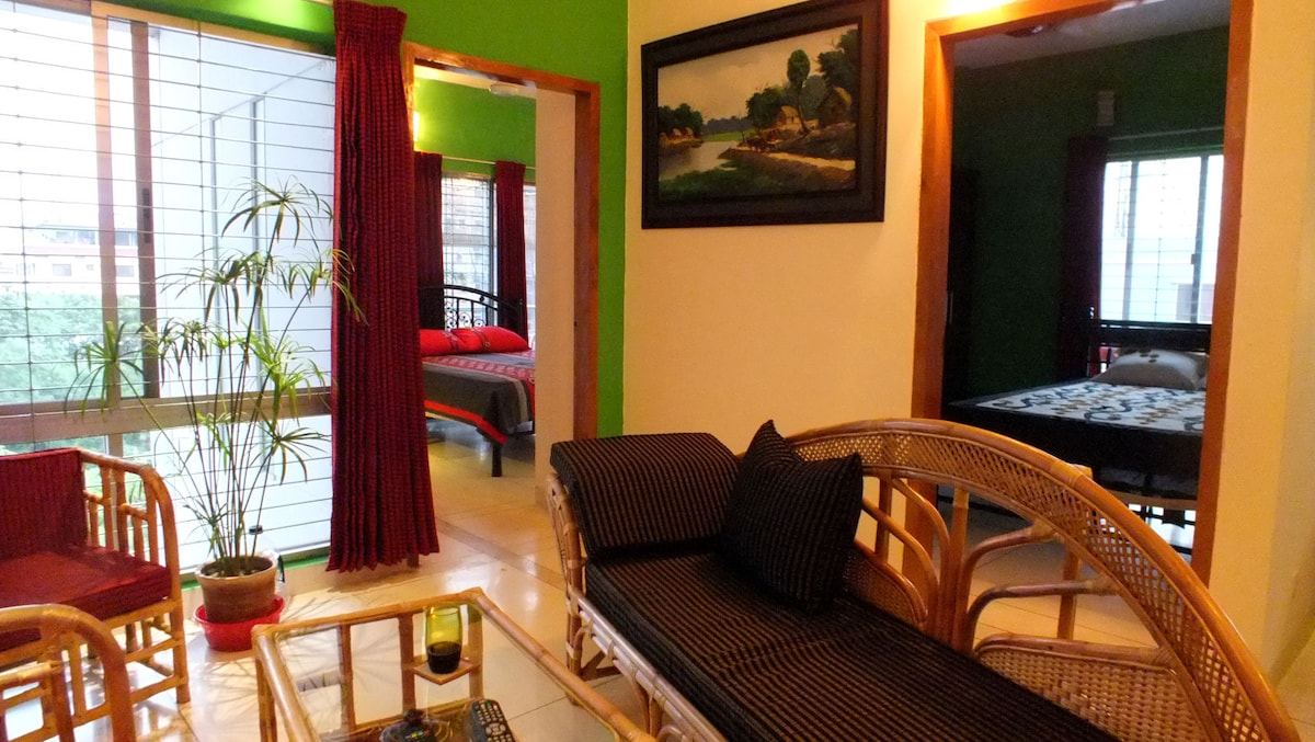 Guestroom in Dhaka wanted !?