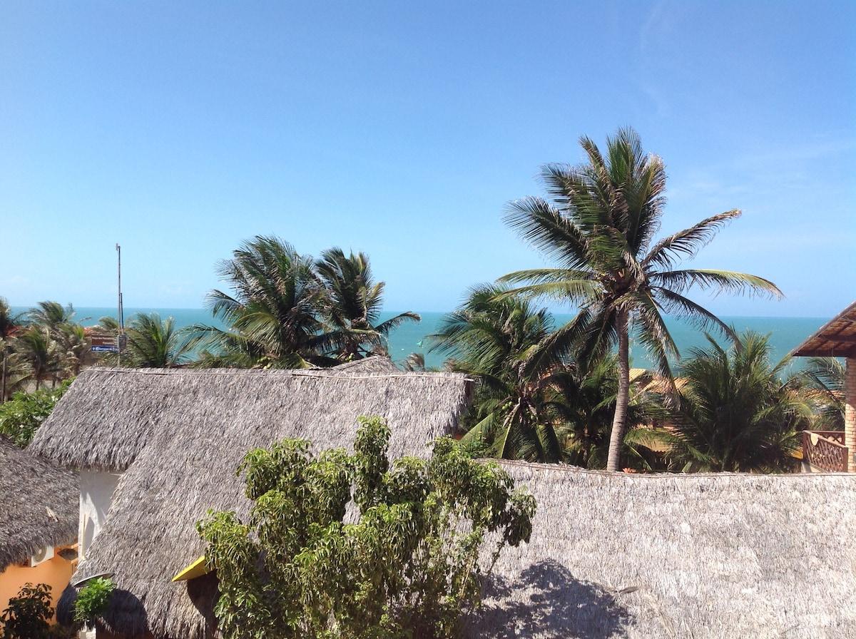 Maison avec superbe vue sur mer