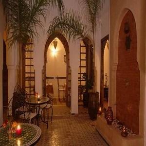 Riad Traditionel à Marrakech