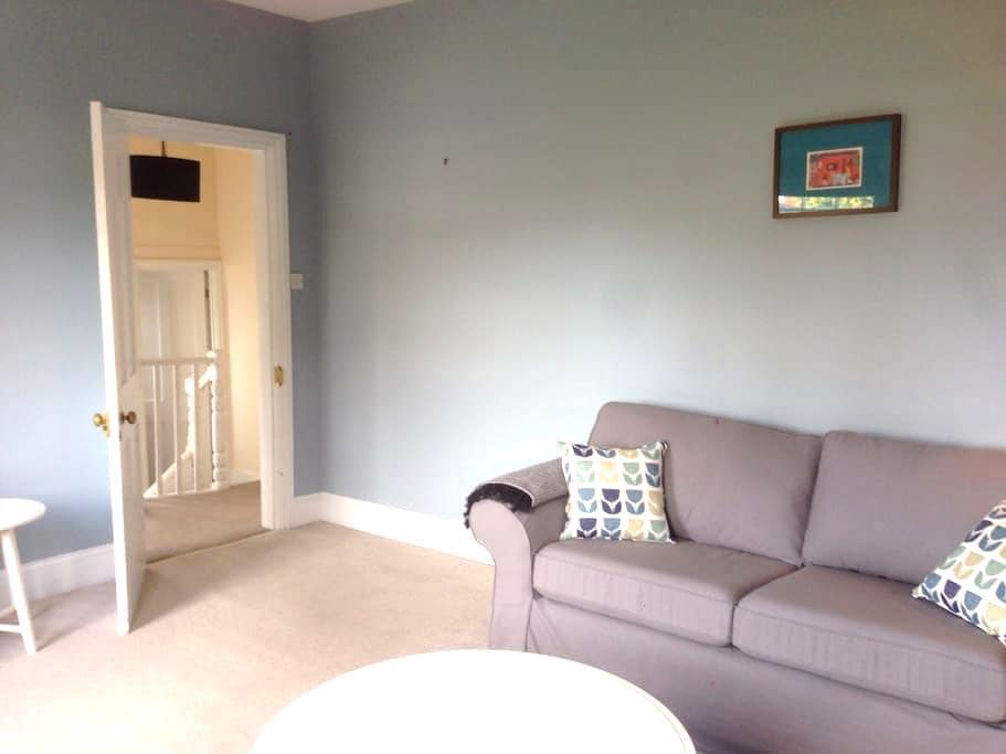 2 bed Victorian first floor flat - Henley-on-Thames - อพาร์ทเมนท์