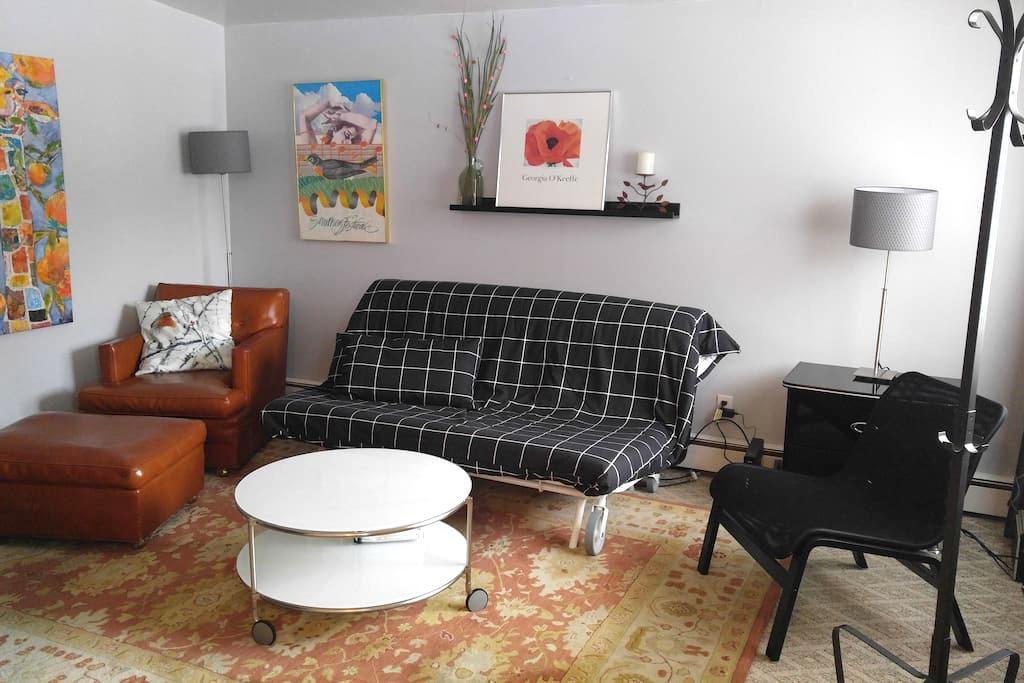 Private West Side 2 BD suite - Ann Arbor