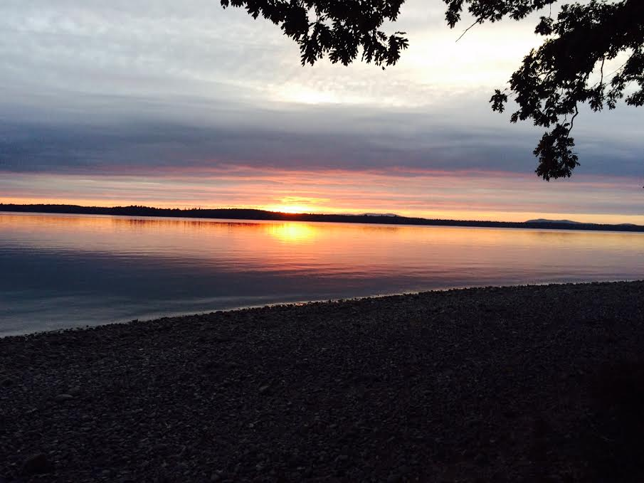 Sebago Lake: the way life should be