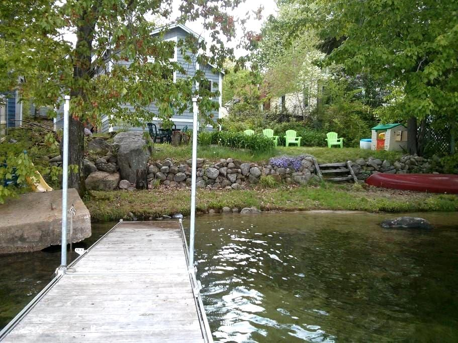 Kennebunk Pond Lakefront House - Lyman