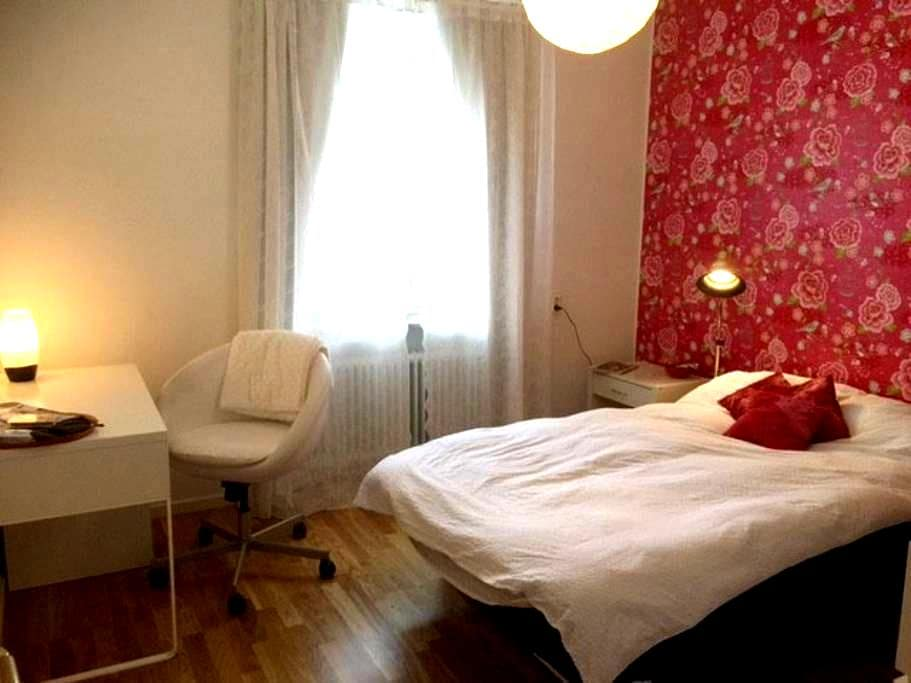 City centre, close to beach and all - Luleå - Appartement