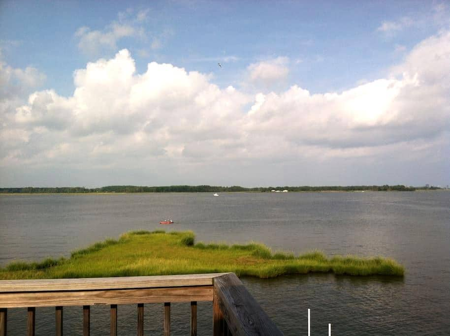Cozy home with AMAZING Waterfront View - Ocean Pines