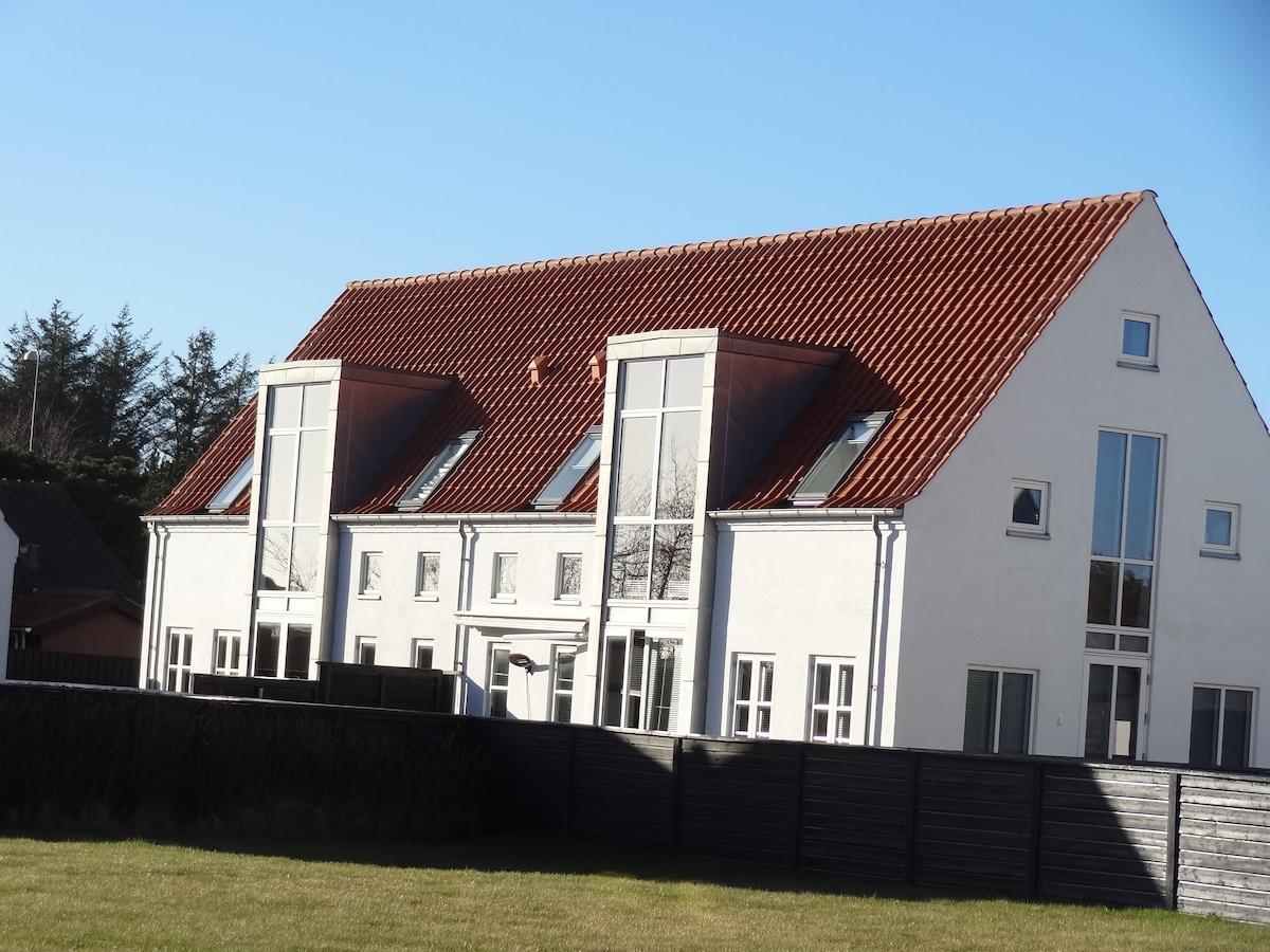 Dejligt byhus i Løkken