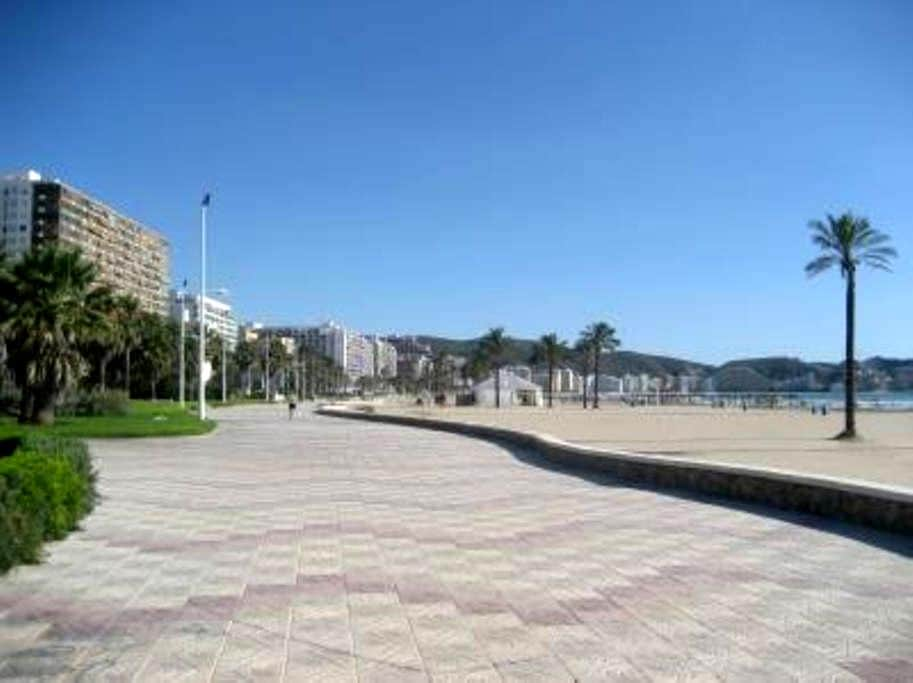 APPARTEMENT DANS RESIDENCE STANDING - Cullera