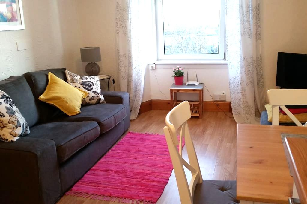 Cosy central apartment - Edinburgh - Apartment