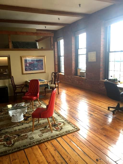 Fabulous For Fun/Food/Free[parking];Primo PRIVACY! - Philadelphia - Loft