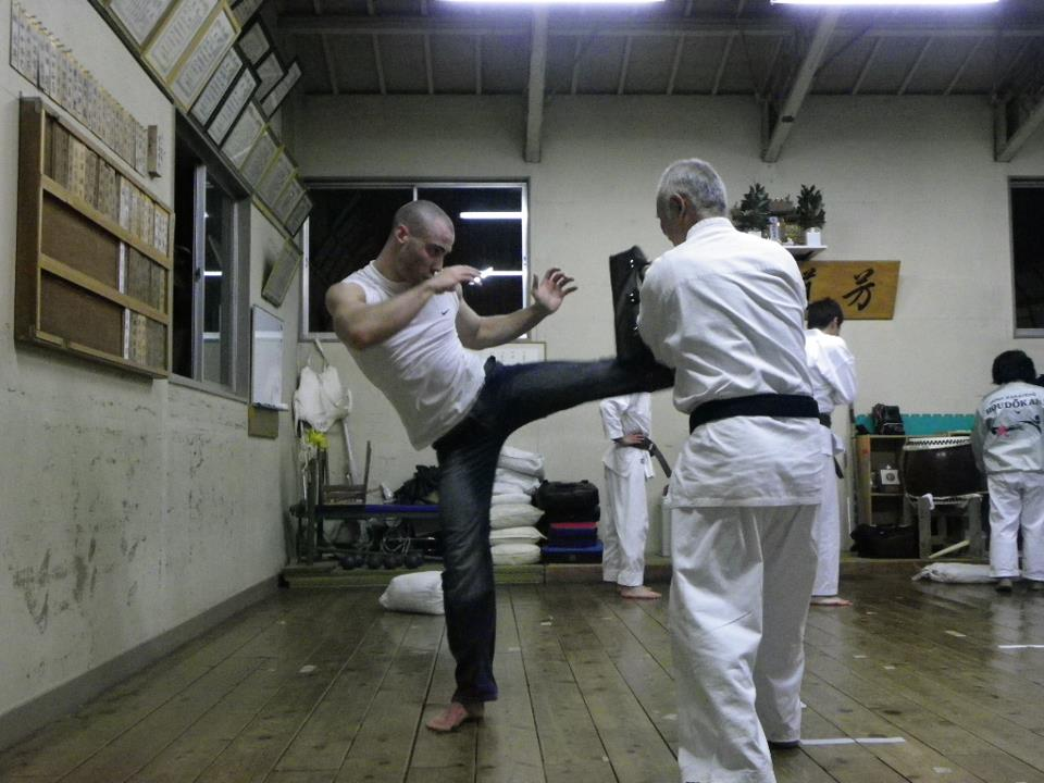 My friend teaches Judo. Its possible to experience Judo if you want.