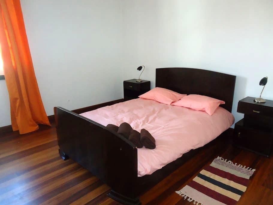 Papyrus room at *Casa da Tia Benta* - Furnas - Vila