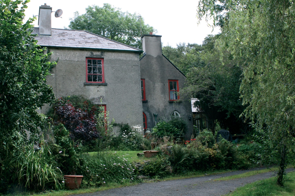 Writer's Cabin at Old Rectory  -
