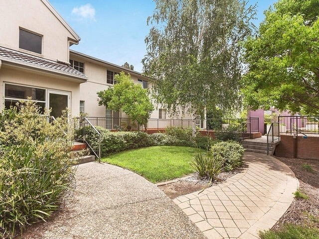 Modern Townhouse Central Canberra