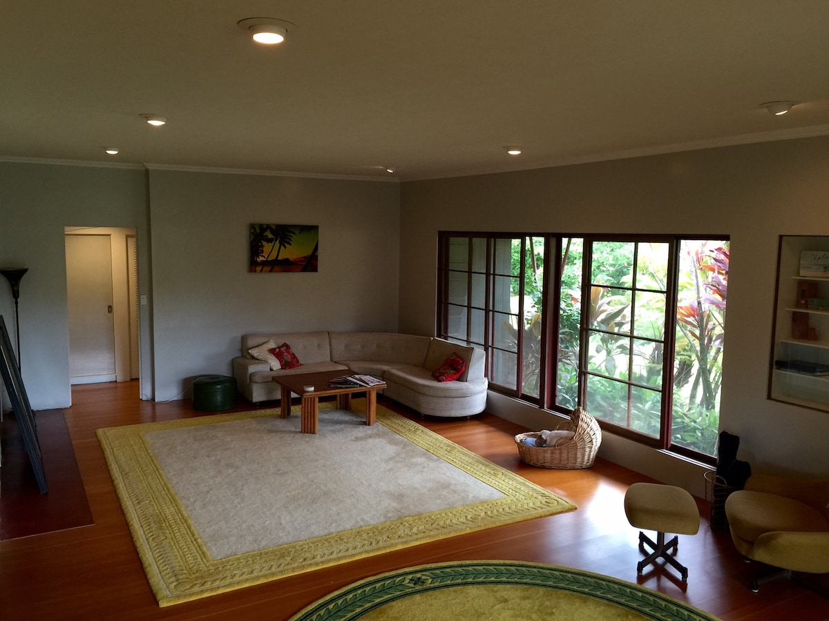 Lovely Room on North Shore of Kauai