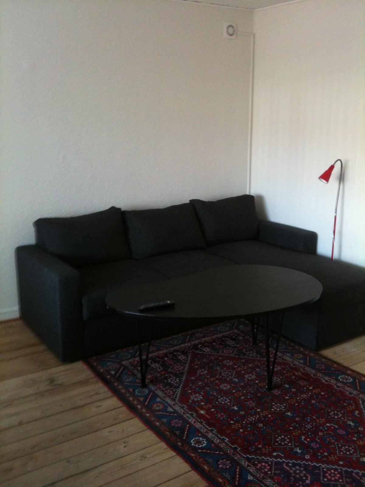 Dejlig ferie lejlighed i Esbjerg
