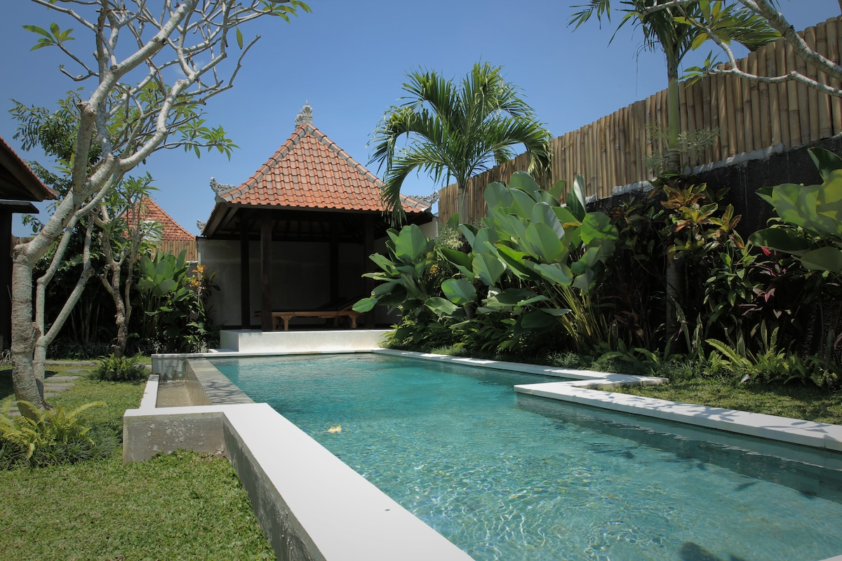 Dugul 1 - Joglo in Ubud with pool